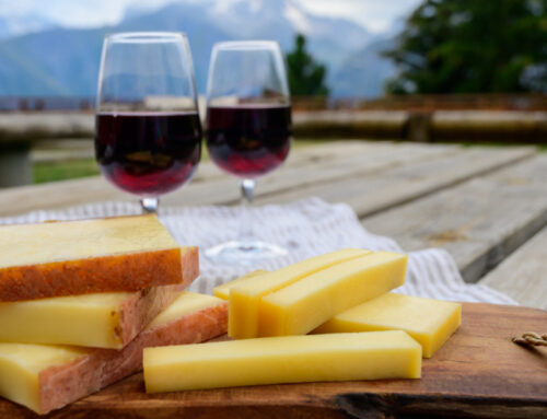 Accords inédits : fromage, thé et chocolat